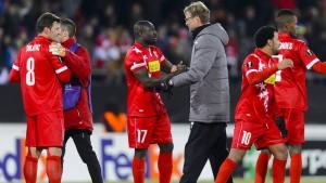 Klopps Liverpool holt den Gruppensieg