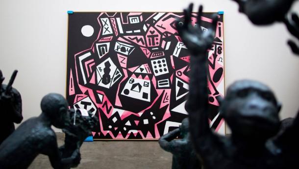 Viel Kunst für wenig Geld