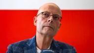 Bernd Wiegand ist vom 7. Juni an nicht mehr Oberbürgermeister von Halle.
