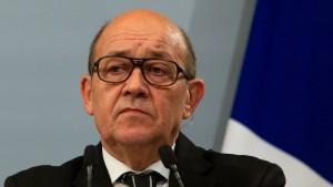 Paris: Anti-Schleuser-Mission nur begrenzt wirksam
