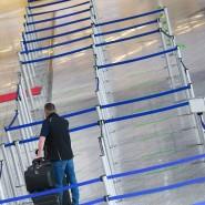 Die große Leere: Der Frankfurter Flughafen erlebte in den vergangenen Monaten einen immensen Rückgang an Passagieren.