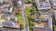 Freiraum: Die Stadt soll die Grünflächen erhalten und nicht für einen Hotelbau verkaufen, fordern die Vereine.