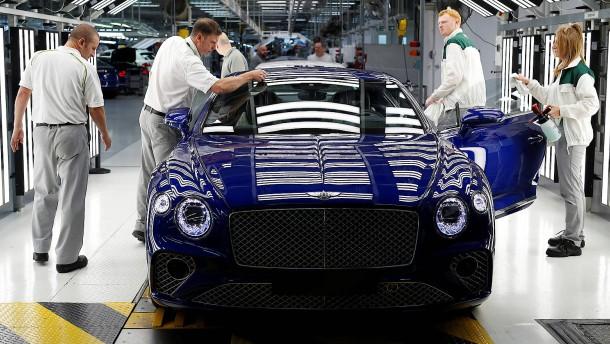 Porsche-Piëch-Clan setzt Bentley Ultimatum