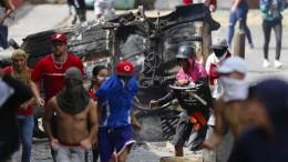 Unruhen nach Festnahmen von Nationalgardisten