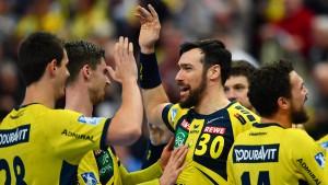 Rhein-Neckar Löwen erobern die Tabellenspitze zurück