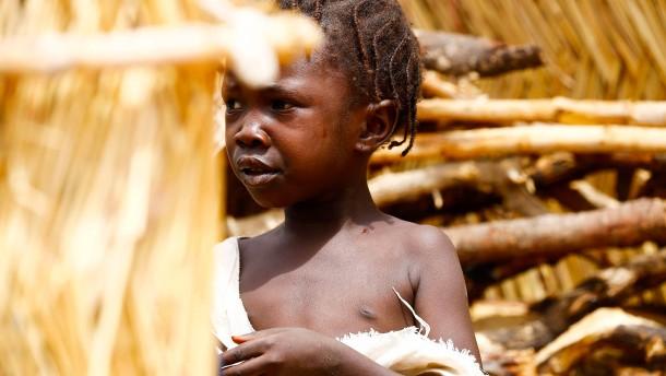 Fünf Millionen droht Hungersnot im Südsudan