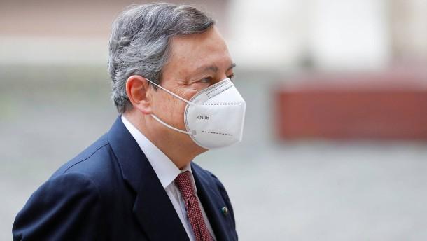 Die Hoffnung heißt Draghi
