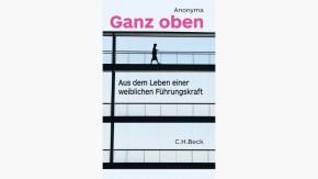 Buchcover / Ganz oben