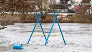 Hochwasser in Bayern erwartet