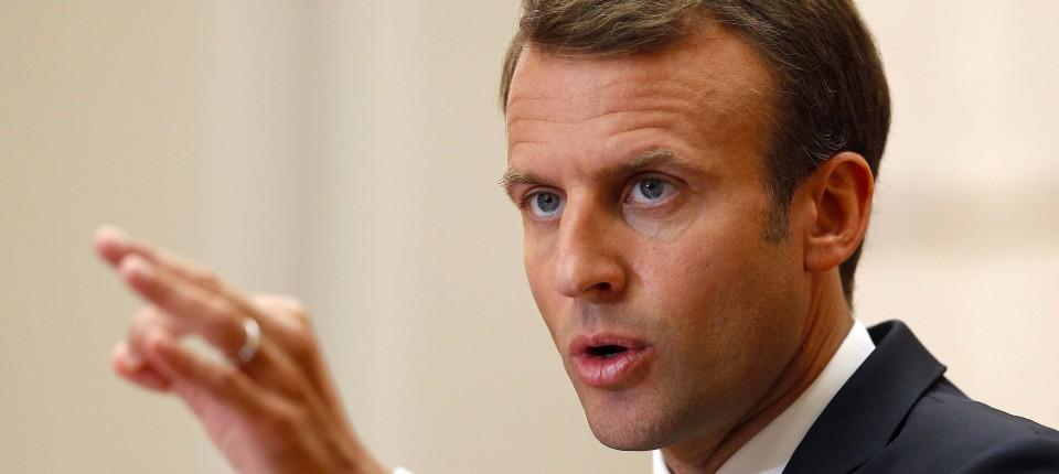 Frankreichs Präsident Emmanuel Macron traf am Samstag den spanischen Premierminister Pedro Sanchez in Paris. Sie sprachen über Migrationspolitik.