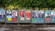 Wer kommt in die Stichwahl? Aktuelles zum Ausgang der Präsidentschaftswahl in Frankreich