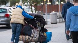 Frauenanteil unter Wohnungslosen wird unterschätzt
