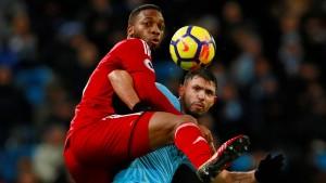 Manchester City bleibt einsame Spitze
