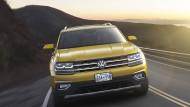 Der Volkswagen-Konzern hat im vergangenen Jahr 10,31 Millionen Fahrzeuge abgesetzt. Im Bild: Der neue Volkswagen Atlas