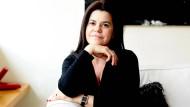 Seit kurzem lebt sie in der Schweiz: Patricia Melo vor einigen Jahren bei sich zu Hause in Sao Paulo.