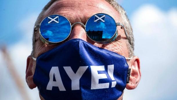 Setzen die Schotten ein Zeichen für die Unabhängigkeit?