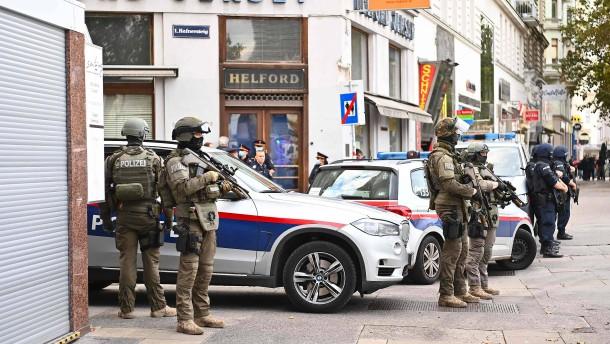 Wie Österreichs Regierung Terror verhindern will