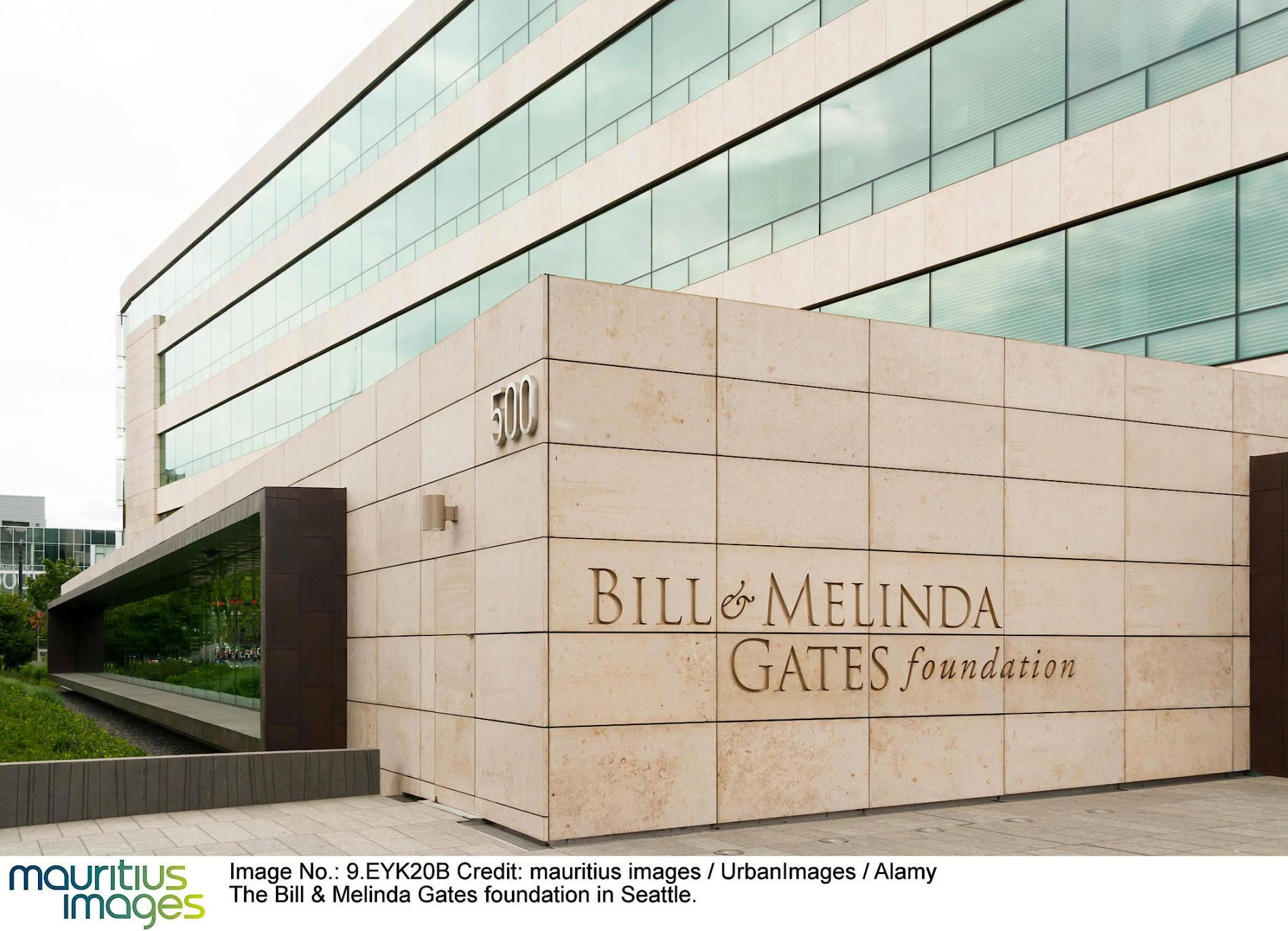 Strategie der Bill Gates Foundation
