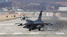 Amerika und Südkorea planen neue Militärübungen