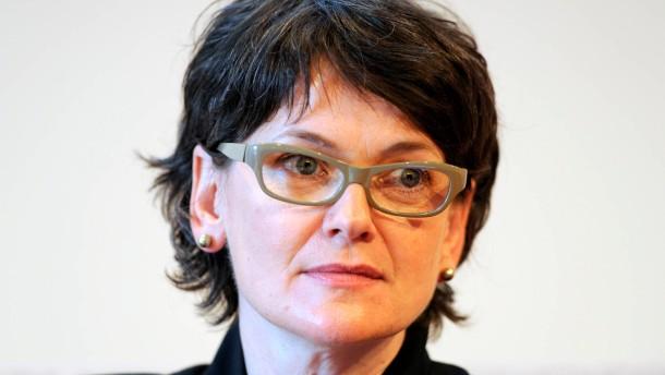 Frauke Gerlach ist am Ziel