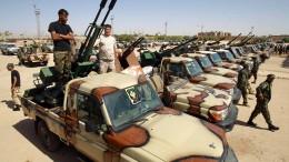SPD sieht Blauhelm-Mission in Libyen skeptisch