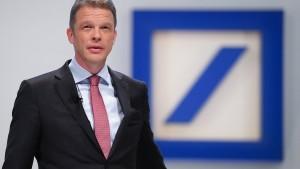 Die Deutsche Bank bleibt eine riesige Baustelle