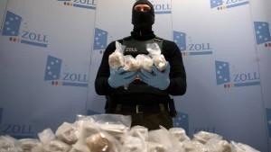 In Deutschland gibt es immer mehr Drogendelikte