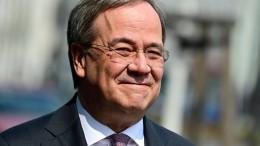 CDU-Vorstand deutlich für Laschet als Kanzlerkandidat