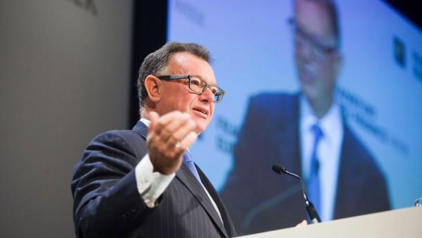 Skepsis und Ungewissheit in der Deutschen Börse