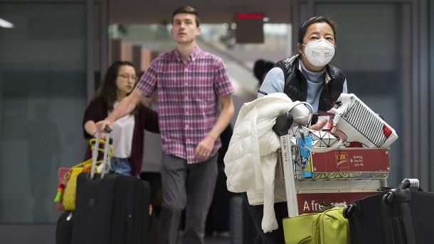Erster Coronavirus-Fall in Deutschland bestätigt