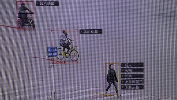 Gesichtserkennung: China hat das wertvollste KI-Startup der Welt