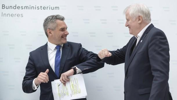Österreichs Innenminister glaubt an Einigung auf EU-Asylreform