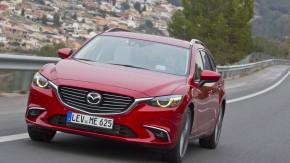 Mazda6 Kombi Allrad im Test