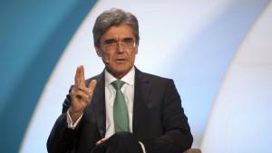 Siemens-Chef macht Witze über Energiewende