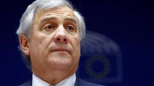 Tajanis Entgleisung empört Kroaten und Slowenen