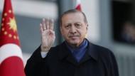 Stopp der EU-Beitrittsgespräche mit Türkei gefordert