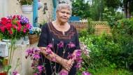 Lieselotte Bollbach hilft seit 60 Jahren im Wahllokal. Kürzlich hat die Stadt Frankfurt ihr dafür das erste Mal gedankt.