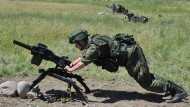 Putin macht gefallene Soldaten zum Staatsgeheimnis