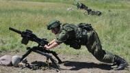 Putin macht Soldatentod zum Staatsgeheimnis