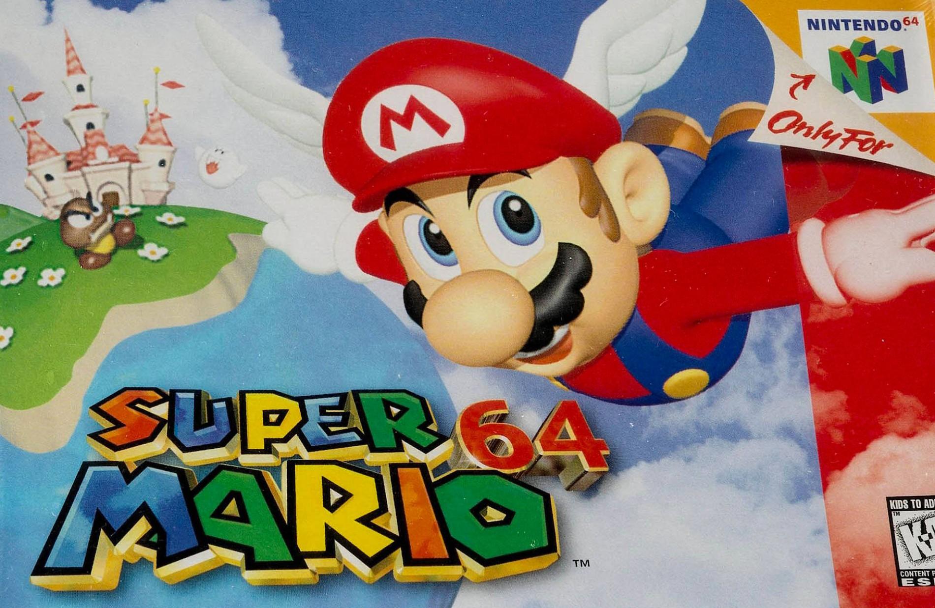 Super Mario 20 Videospiel Kassette für Rekordsumme versteigert