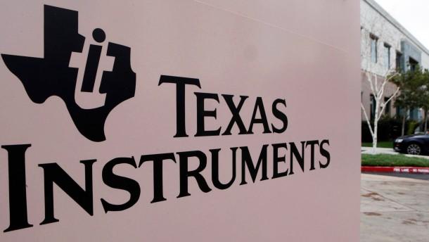 Texas Instruments verliert Kunden