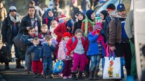 """""""Schwarze Null"""" trotz Flüchtlingskrise"""