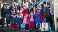 Schwarze Null trotz Flüchtlingskrise