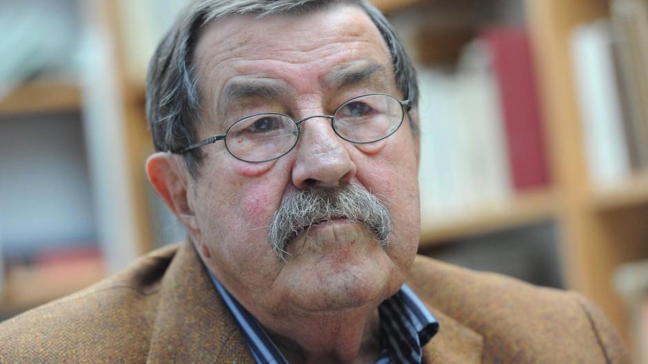 Darf nicht mehr nach Israel einreisen: Günter Grass