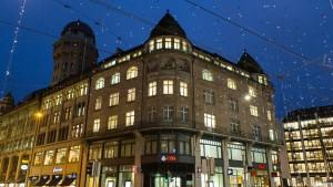 Schweizer Banken auf dünnem Eis
