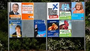 Worum geht's bei der Europawahl eigentlich?
