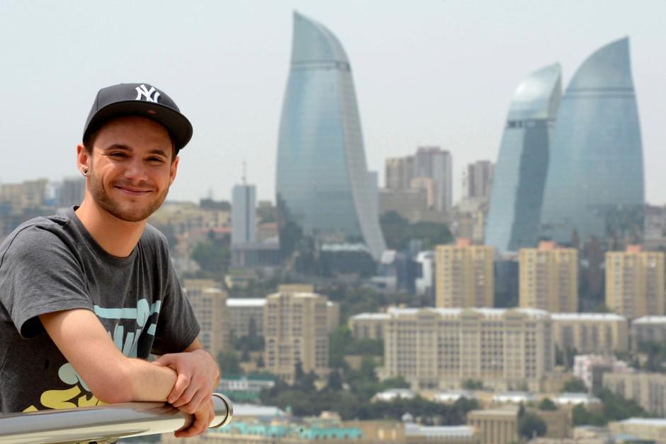"""Lob in Baku: """"So etwas Großes erlebt man vielleicht nur einmal"""""""