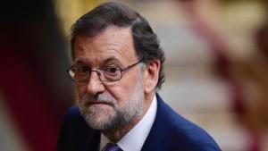 Rajoy scheitert zum zweiten Mal