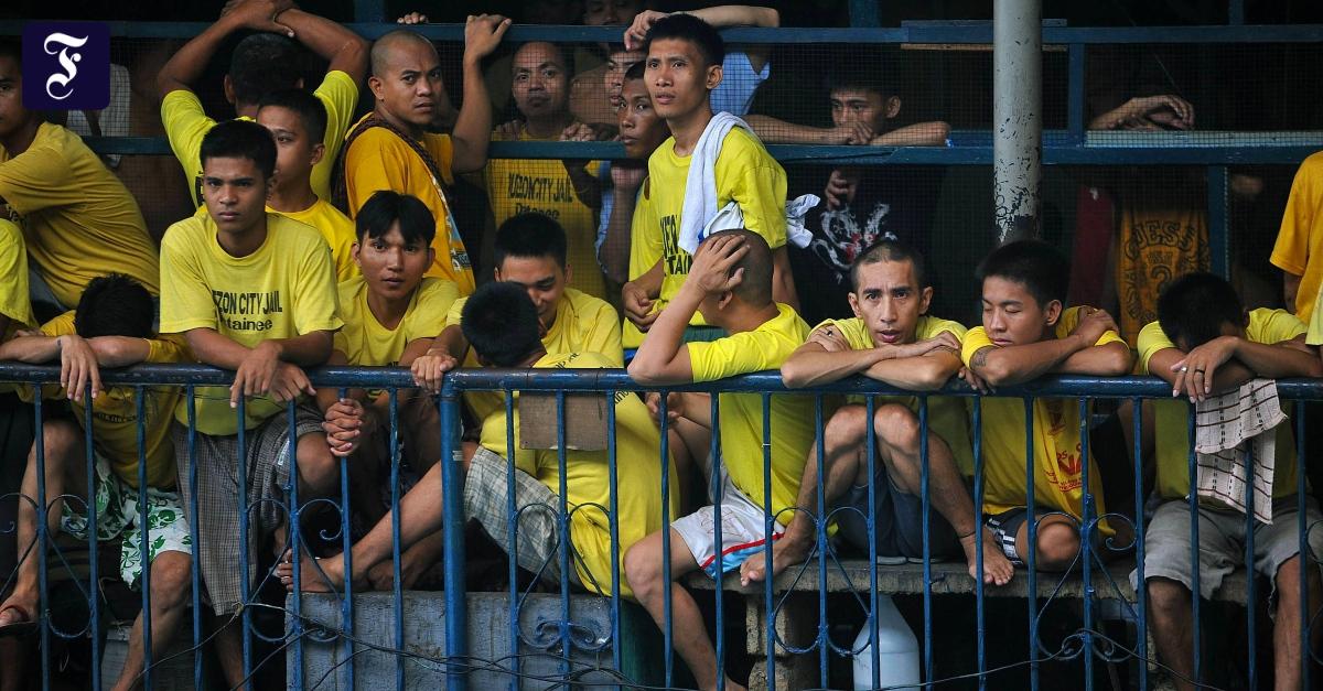 Kriminalität Philippinen