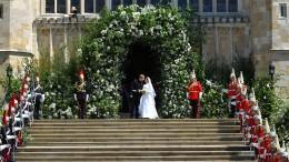 Eine nahezu perfekte Hochzeit